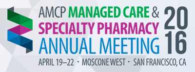 Stacy Witham Attending the Academy of Managed Care Pharmacy (AMCP) Annual Meeting