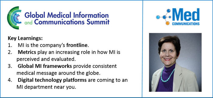 « CBI's Global Medical Information and Communications Summit » Europe 2016