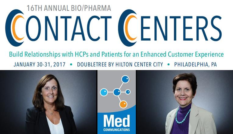 The CBI 16th Annual Bio/Pharma Contact Centers Conference