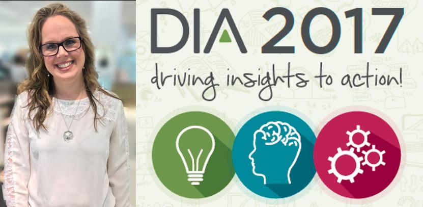 Ellen Whipple Attending DIA 2017 Annual Meeting