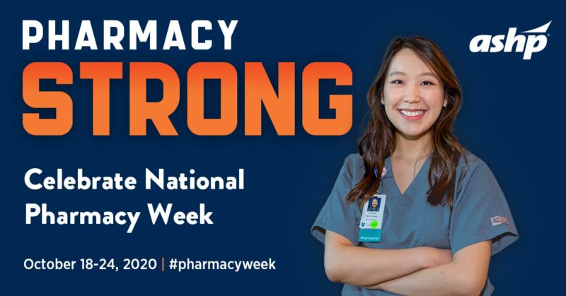 Happy Pharmacy Week!