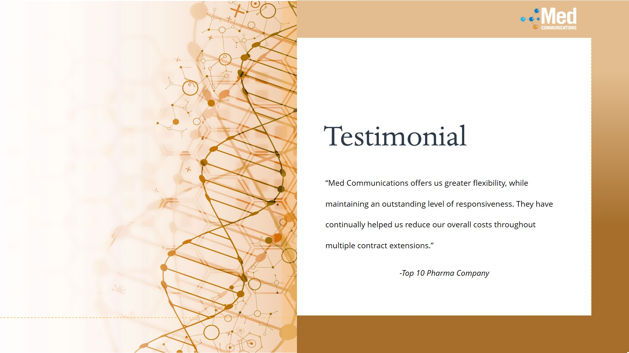Let us help your company achieve its goals