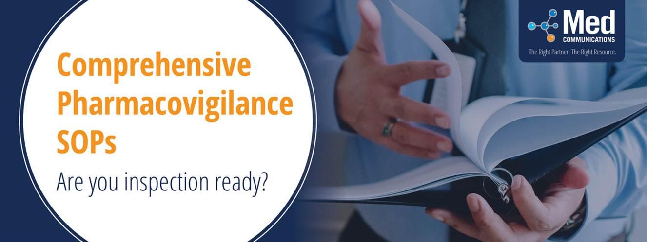 Comprehensive Pharmacovigilance SOPs